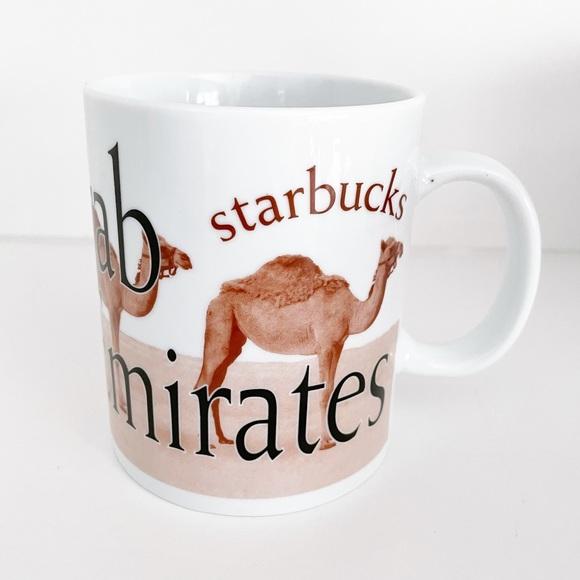 Starbucks United Arab Emirates City Mug UAE Camel